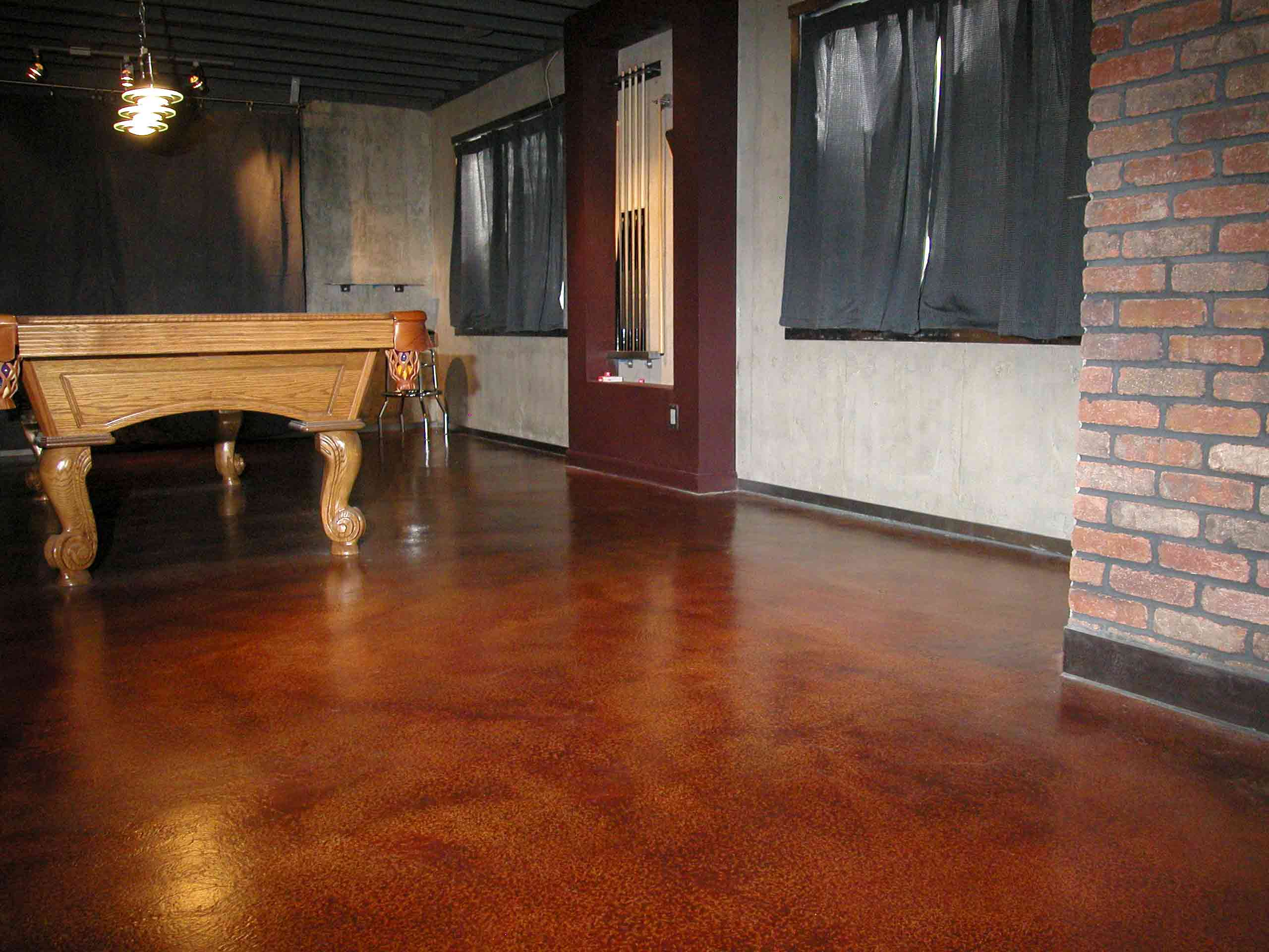 Concrete coatings systems resin flooring for Painting a concrete floor