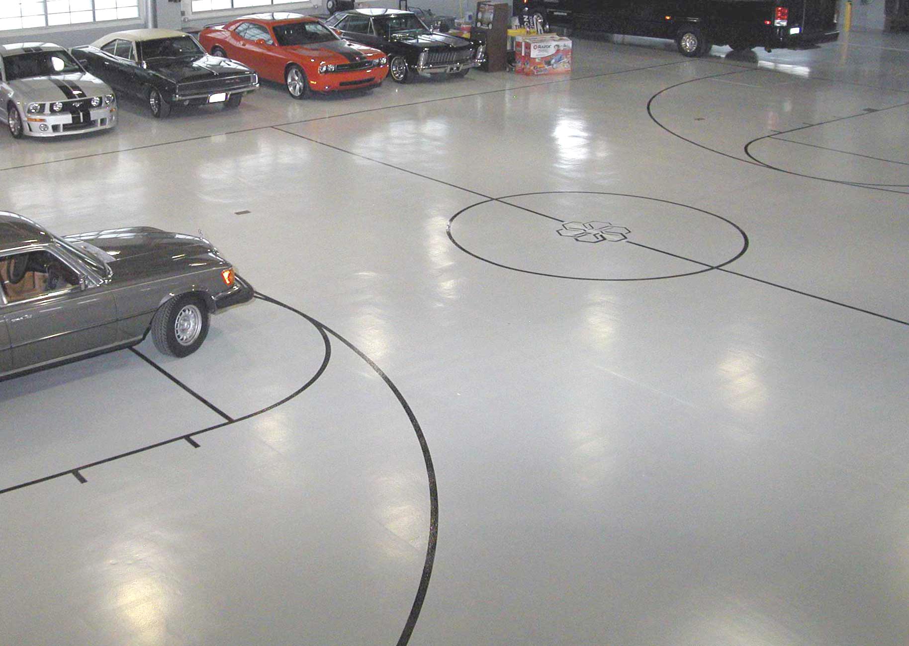 Concrete Floor Finishes Resin Flooring